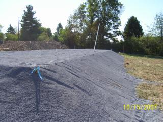 Sandmound Construction by Arentz Enterprises